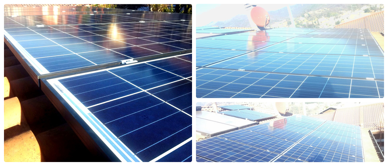 Impianto fotovoltaico casarinnovabile it lipomo petalo - Altroconsumo fotovoltaico ...